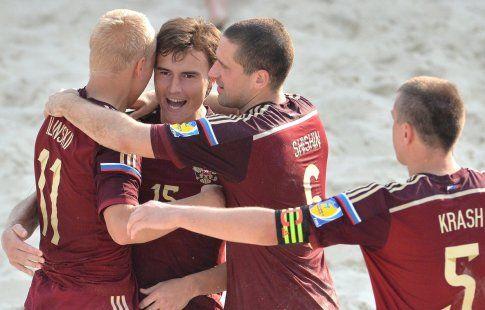 Сборная России победила египтян в матче Межконтинентального кубка