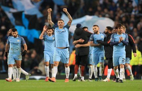 """Игроки """"Манчестер Сити"""" оскорбили Месси в тоннеле стадиона"""