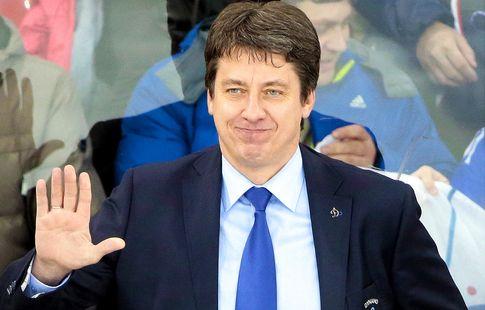 Витолиньш не поехал со сборной на Кубок Карьяла и остался в СКА