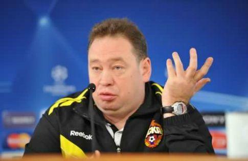 """Леонид Слуцкий: """"Впервые в сезоне проиграли абсолютно по делу"""""""