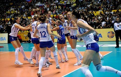 Женскую сборную России по волейболу может возглавить иностранец
