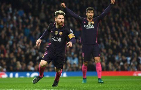 """УЕФА не будет наказывать Месси по итогам матча с """"Манчестер Сити"""""""
