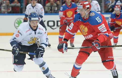 Россия победила Финляндию на Кубке Карьяла впервые за 5 лет