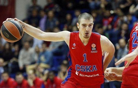Защитник ЦСКА Нандо Де Коло хочет вернуться в НБА