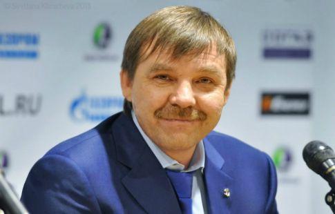"""Олег Знарок: """"У меня вся команда хорошо играет. Моментами"""""""