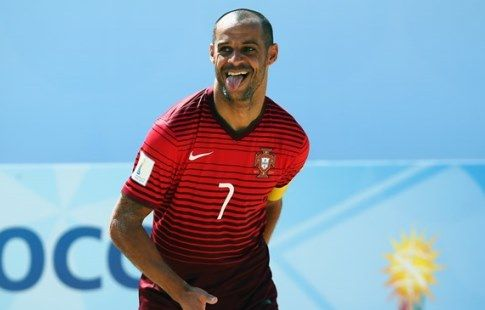 Португалец Маджер стал игроком года в пляжном футболе