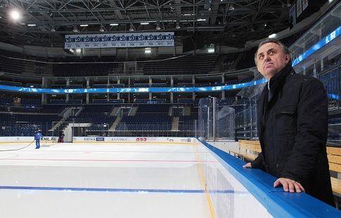"""Виталий Мутко: """"Пока прогресс и качество игроков КХЛ несопоставимы с НХЛ"""""""