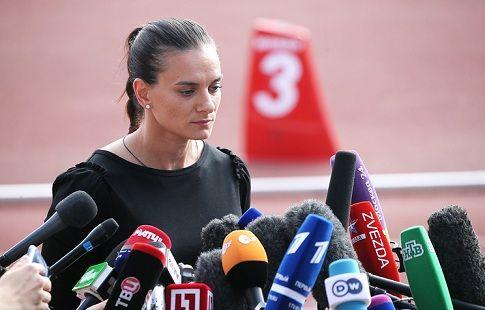 """Елена Исинбаева: """"Мне безумно нравится работать в комиссии спортсменов МОК"""""""