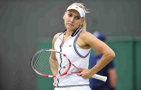 Елена Веснина поднялась на три позиции в рейтинге WTA