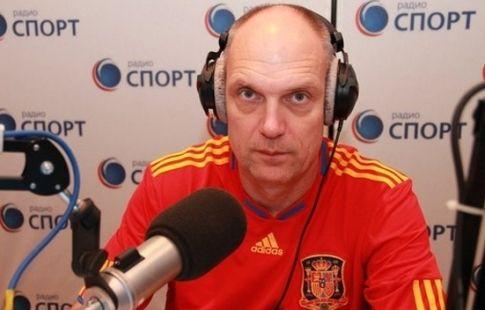 """Бубнов пообещал надеть майку Кариоки, если """"Спартак"""" не станет чемпионом"""