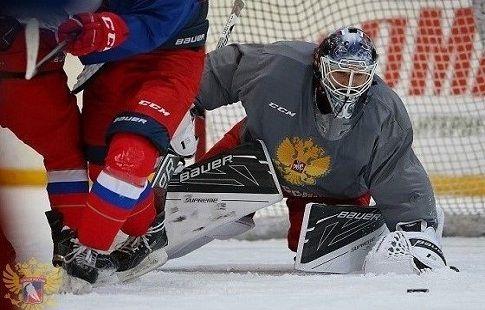 Молодёжная сборная России победила Канаду WHL в первом матче Суперсерии