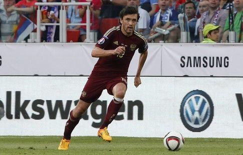 Жирков пропустит матч сборной России с командой Катара
