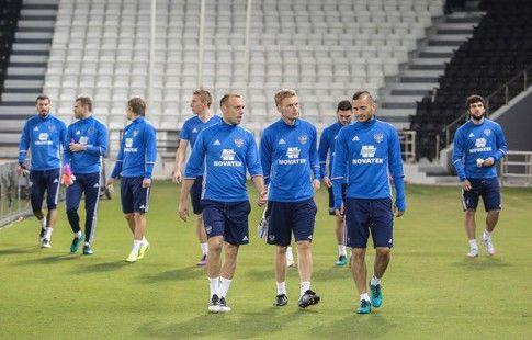 Сборная России проведёт контрольный матч с командой Катара