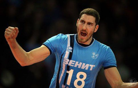 Михайлов стал самым результативным игроком 5-го тура Суперлиги
