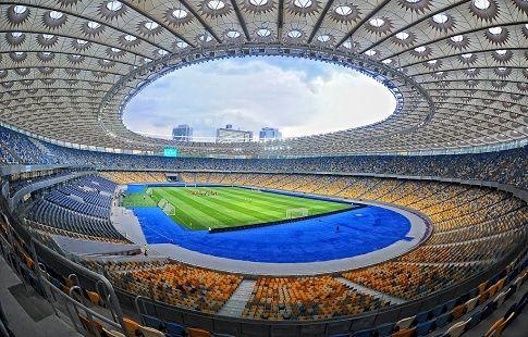 Киев официально получил эстафету на проведение финала ЛЧ в 2018 году