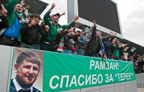 """Хайдар Алханов: """"Уверен, что Кадыров продолжит поддерживать """"Терек"""""""