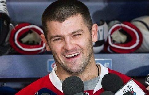 "НХЛ. Павел Буре похвалил форварда ""Монреаля"" Александра Радулова"