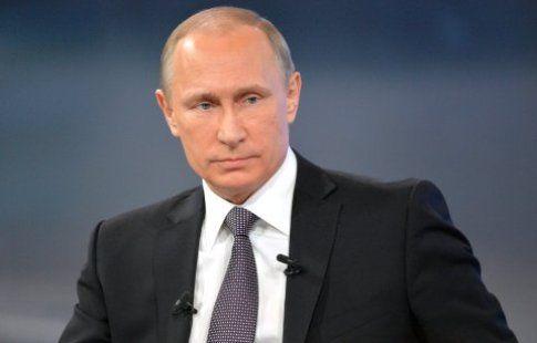 """Владимир Путин: """"Мы давно не видели красивую игру сборной России"""""""