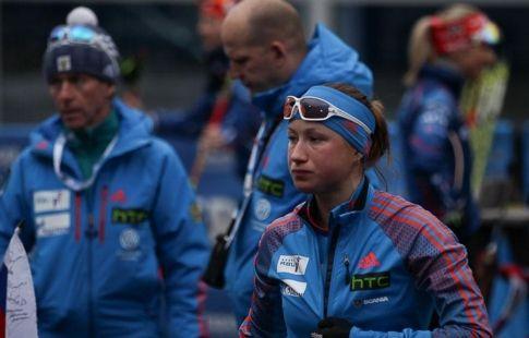 Определён состав сборной России по биатлону на этапы Кубка мира-2016