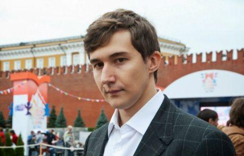 """Сергей Карякин: """"Защита у Карлсена была хороша"""""""