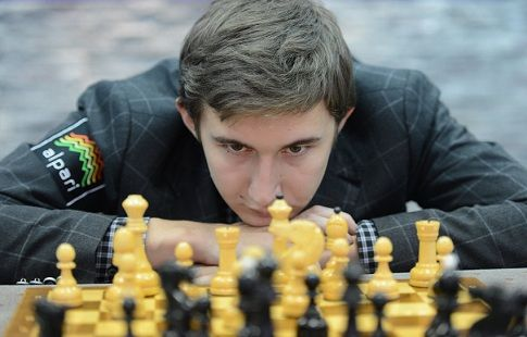 Минспорт РФ поддержит стремление Карякина развивать шахматы в Крыму