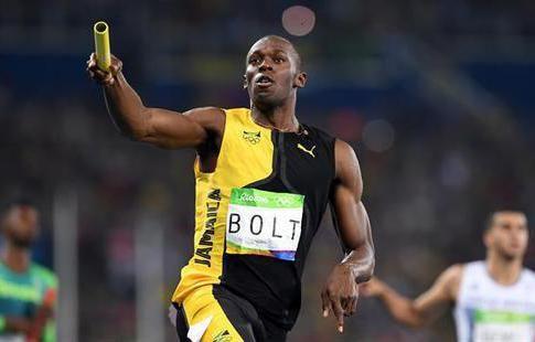 Болт и Байлз признаны спортсменами года по версии AIPS