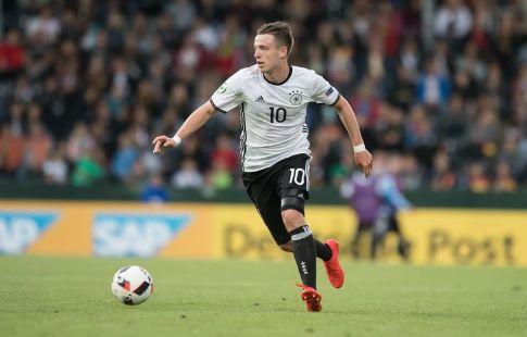 """Макс Безушков: """"Я хочу играть за Германию"""""""