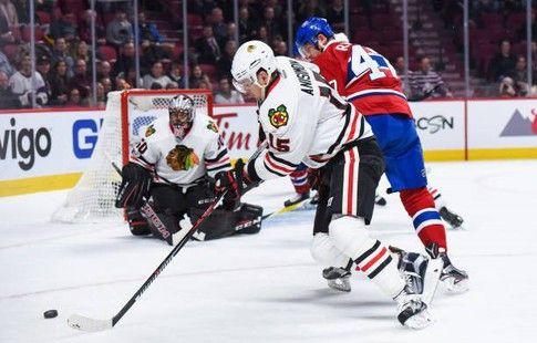 Анисимов выбыл на несколько недель после силового приёма Радулова в матче НХЛ