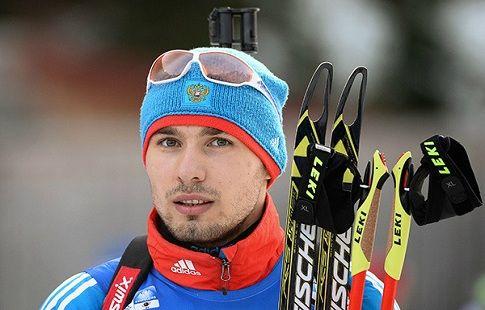 Шипулин примет участие в эстафете на чемпионате России по биатлону