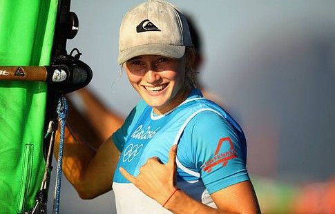 Елфутина выкупила доску, на которой завоевала бронзу Олимпиады в Рио