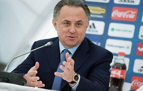 """Виталий Мутко: """"ФИФА считает, что государство должно помочь российскому ТВ купить телеправа ЧМ"""""""