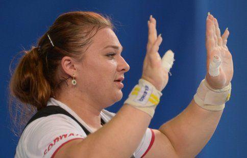 Штангистка Каширина призналась, что после отстранения от Игр-2016 хотела уйти из спорта