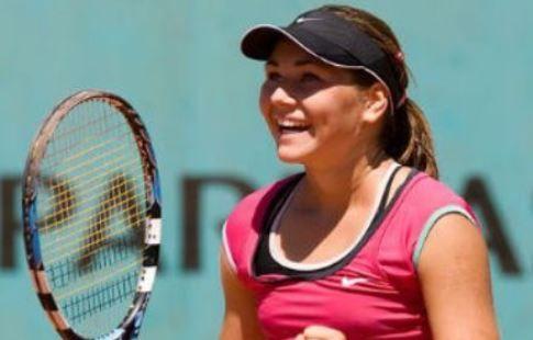 Валерия Соловьёва пробилась во 2-й круг квалификации теннисного турнира в Биле