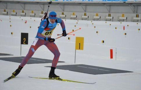 Чемпионом России по биатлону в марафоне стал Семён Сучилов