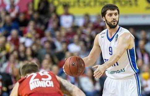 Стефан Маркович стал самым ценным игроком марта в Единой лиге ВТБ