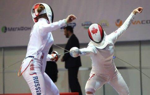 Российские саблистки выиграли командные соревнования на юниорском ЧМ в Пловдиве