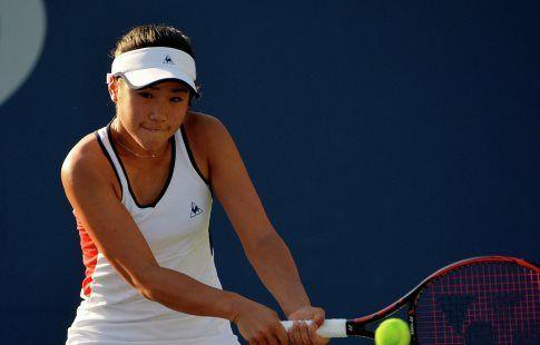 Хибино и Росольская победили на турнире в Монтеррее в парном разряде