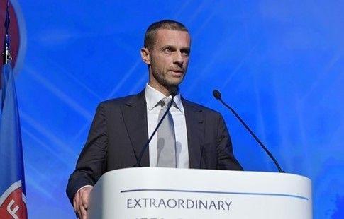 Глава УЕФА назвал правильным решение о переносе матча ЛЧ в Дортмунде