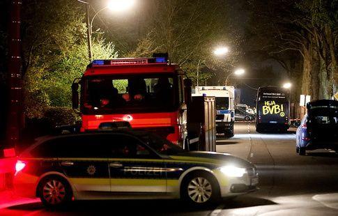 Вторым пострадавшим в результате взрывов в Дортмунде стал полицейский