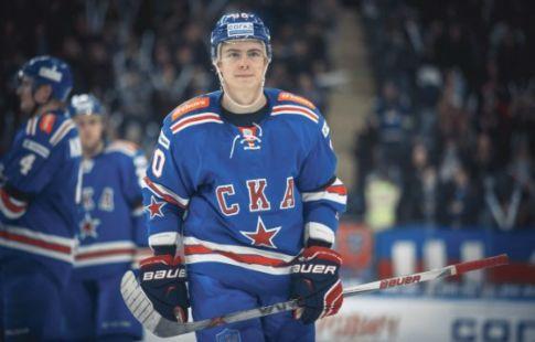 """Никита Гусев: """"В моменте с голом сначала хотел забить сам"""""""