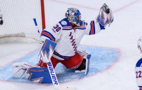 """НХЛ. Хенрик Лундквист: """"Рейнджерс"""" провёл один из лучших матчей за долгое время"""""""