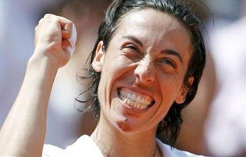 Франческа Скьявоне пробилась в финал турнира в Боготе