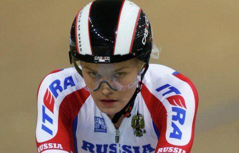 Войнова и Шмелёва вышли в финал гита на ЧМ по велоспорту