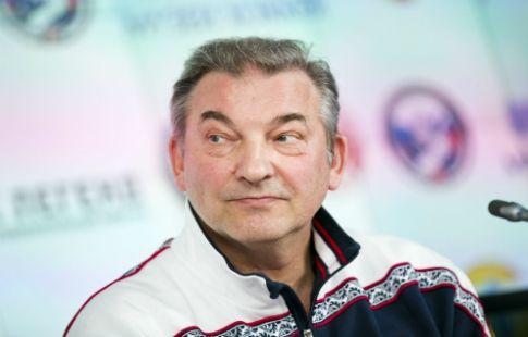 Владислав Третьяк рассказал, где пройдут сборы сборной России перед ОИ-2018