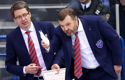 """Харийс Витолиньш: """"Магнитка"""" была самым неудобным соперником для СКА в плей-офф КХЛ"""""""