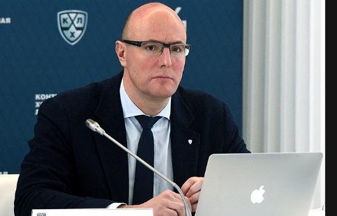 Дмитрий Чернышенко останется на посту президента КХЛ