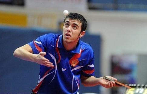 Мужская сборная России по настольному теннису пробилась на ЧЕ