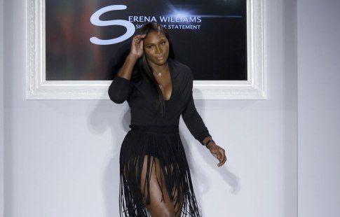Серена Уильямс объявила, что ждёт ребёнка