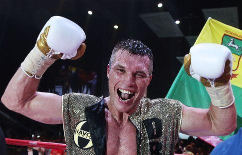 Григорий Дрозд заявил, что не завершал карьеру боксёра