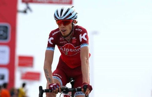 Закарин опустился на 29-ю строчку в рейтинге Мирового тура UCI